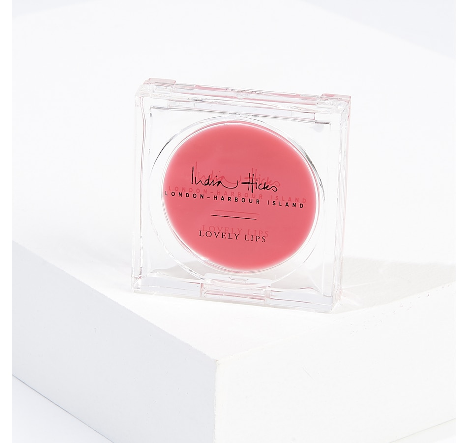 Image 100253.jpg , Product 100-253 / Price $9.99 , India Hicks Lovely Lips Lip Balm from India Hicks on TSC.ca's Beauty department