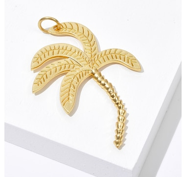 India Hicks Amory's World Collection - Palm Tree Charm