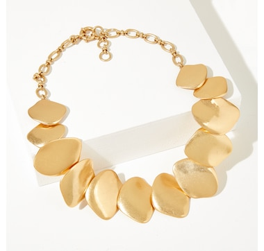 India Hicks Skimming Stone Choker