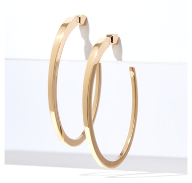 India Hicks The Leticia Hoops Earrings