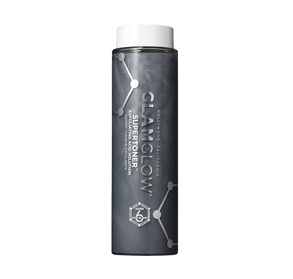 Image 202966.jpg , Product 202-966 / Price $55.00 , GLAMGLOW Supertoner Exfoliating Acid Solution Toner from GLAMGLOW on TSC.ca's Beauty & Health department