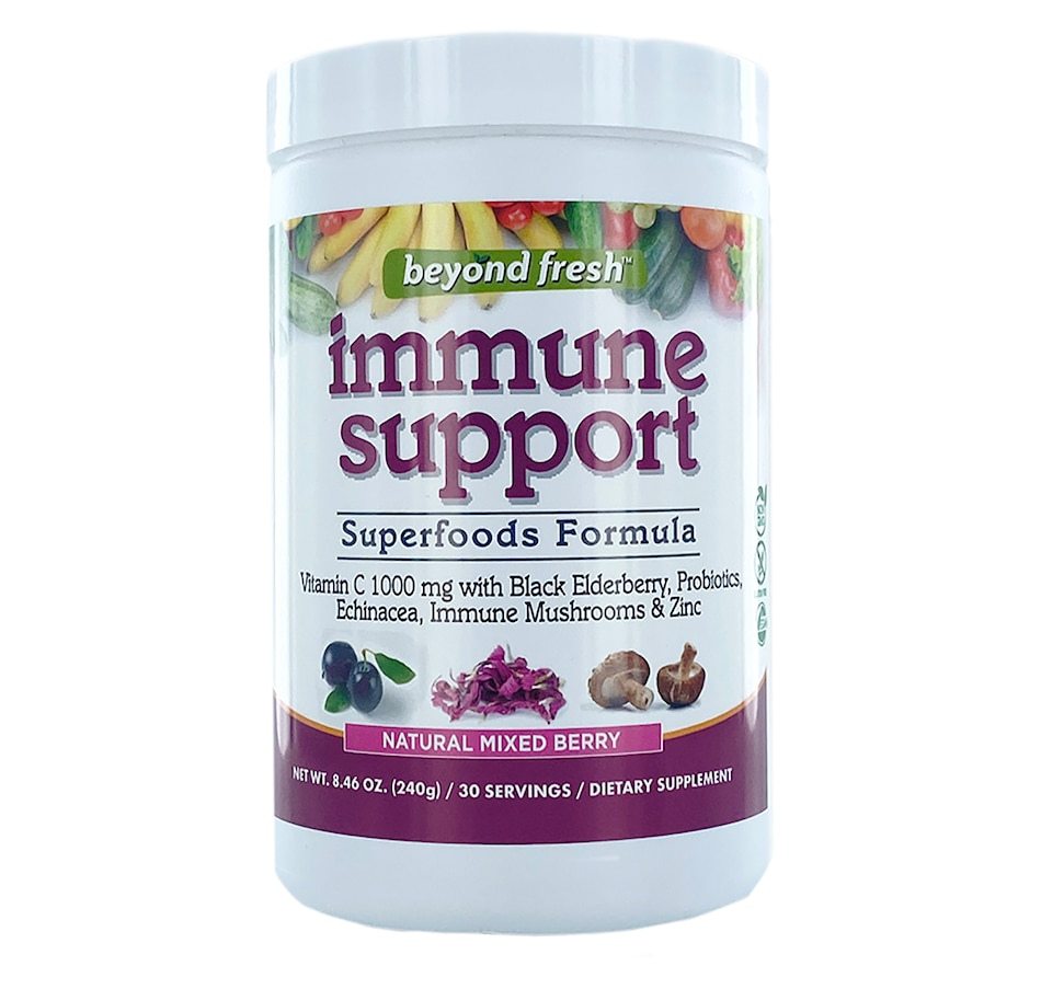 Image 204560.jpg , Product 204-560 / Price $49.99 , Beyond Fresh Immune Support Super Foods 30-Day Supply from Beyond Fresh on TSC.ca's Health & Fitness department