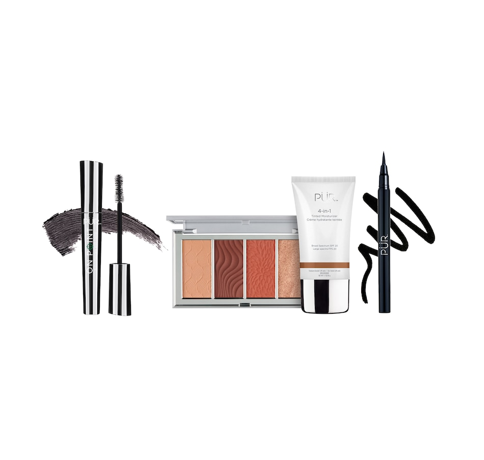 Image 205265_DRK.jpg , Product 205-265 / Price $120.00 , PÜR Tinted Moisturizer Complete Bundle from PUR on TSC.ca's Beauty & Health department