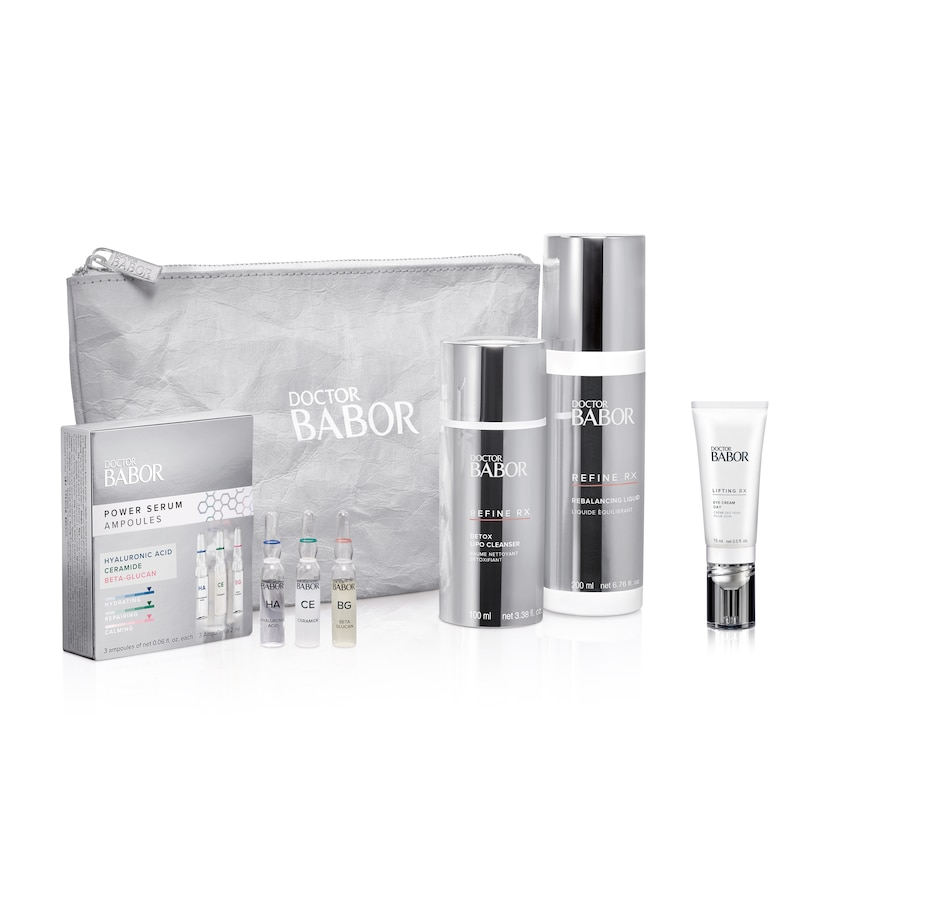 Image 207404.jpg , Product 207-404 / Price $89.00 , BABOR Skin Refine Set from Babor on TSC.ca's Beauty & Health department