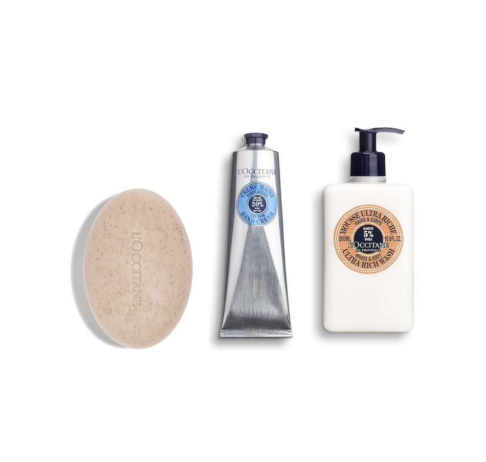 Image 211833.jpg , Product 211-833 / Price $59.00 , L'Occitane Hand and Body Set from L'Occitane on TSC.ca's Beauty & Health department