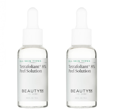 BeautyRX Tetrafoliant 8% Peel Solution BOGO