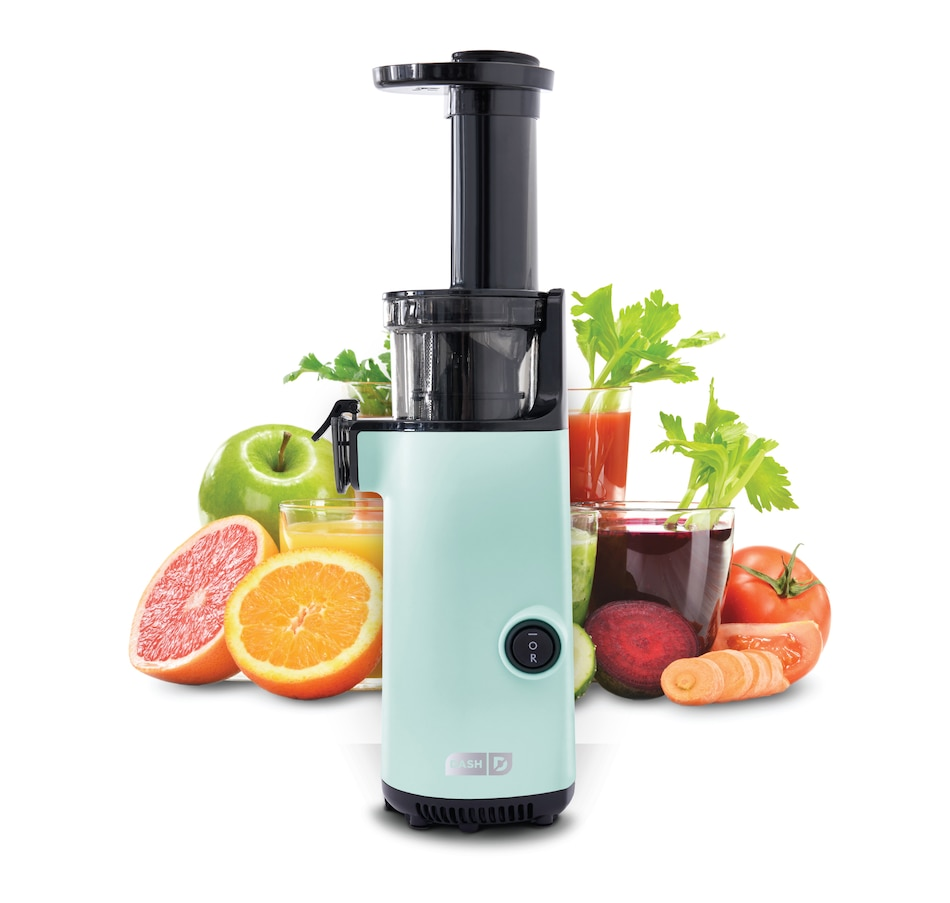 Image 212521_AQA.jpg , Product 212-521 / Price $129.99 , Dash Compact Cold Press Power Juicer from Dash Kitchen on TSC.ca's Kitchen department