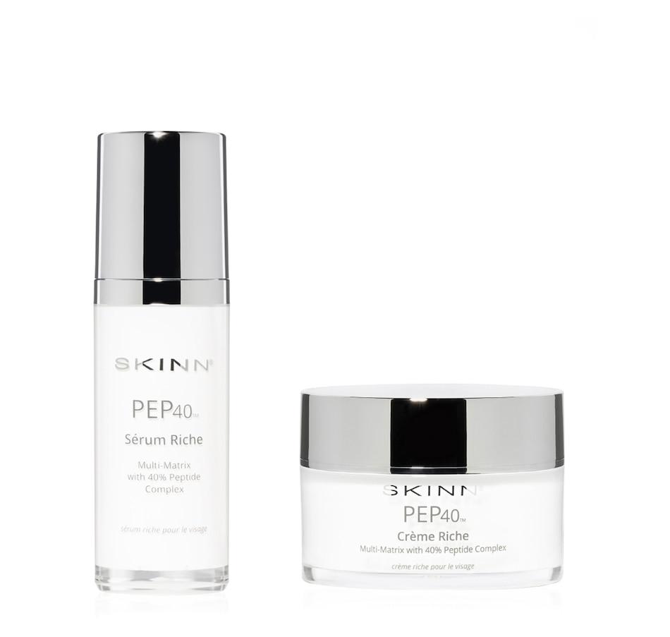 Image 214360.jpg , Product 214-360 / Price $59.99 , SKINN PEP40 Cream + Serum Duo from SKINN on TSC.ca's Beauty department