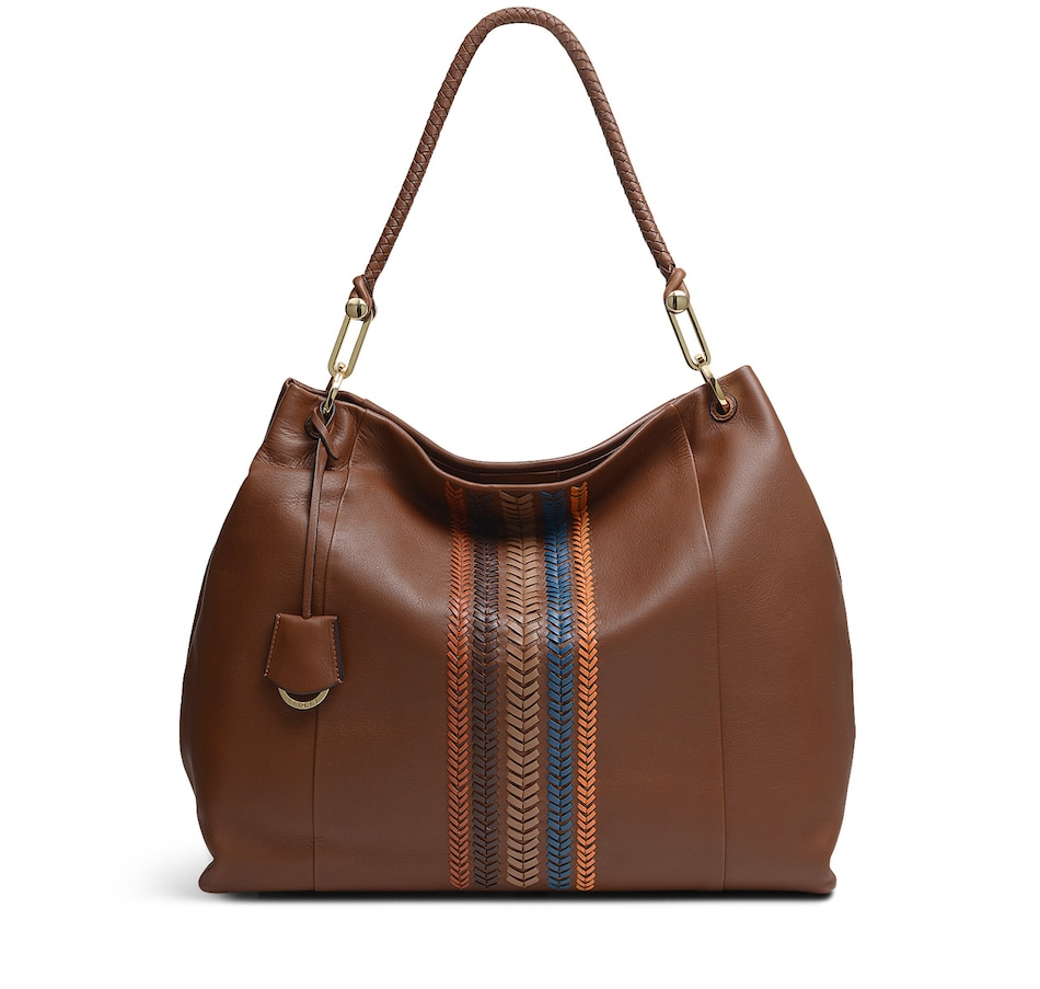 Image 215640_TOR.jpg , Product 215-640 / Price $429.99 , Radley London Cuba Street-Whipstitch Large Ziptop Shoulder Bag from Radley London on TSC.ca's Clothing & Shoes department