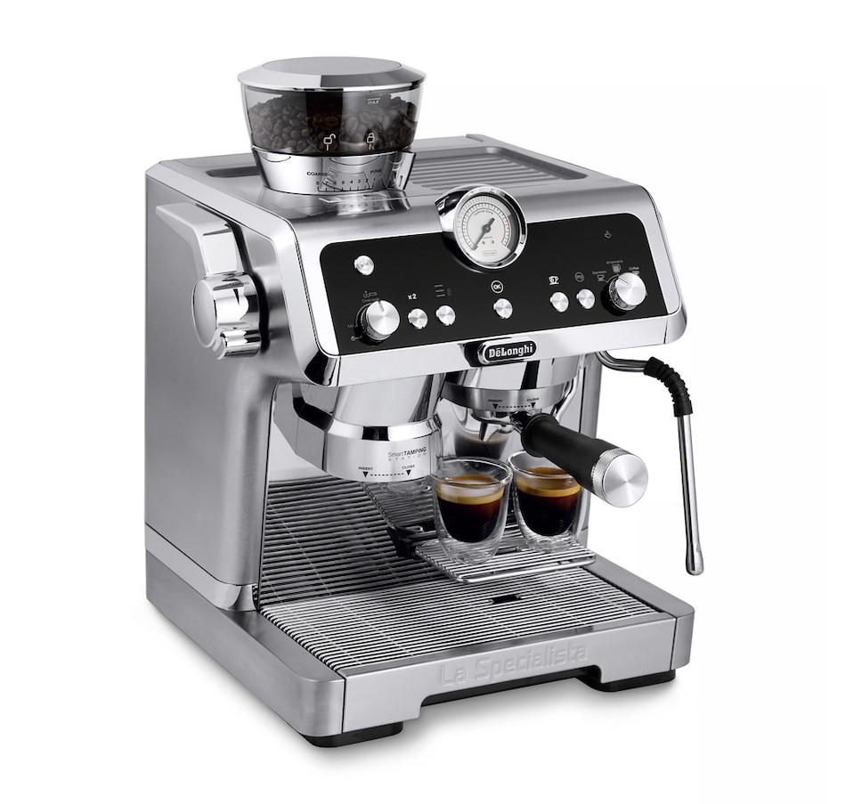 Image 220758.jpg , Product 220-758 / Price $899.99 , De'Longhi La Specialista Prestigio Espresso Machine from DeLonghi on TSC.ca's Kitchen department