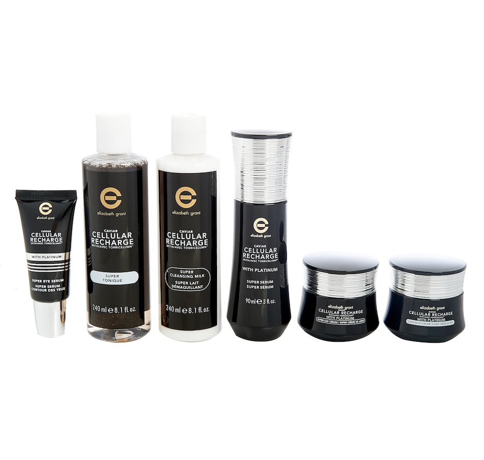 Image 228459.jpg , Product 228-459 / Price $179.99 , Elizabeth Grant Caviar Recharge with Platinum 6-Piece Collection from Elizabeth Grant on TSC.ca's Beauty department
