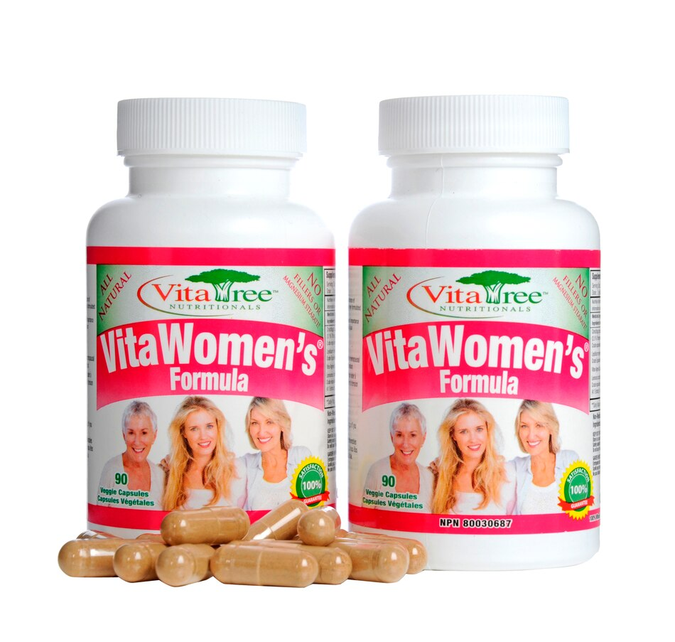 Image 228520.jpg , Product 228-520 / Price $89.99 , Auto Delivery - 60-Day VitaTree Forte VitaWomen's from VitaTree Nutritionals on TSC.ca's Health & Fitness department