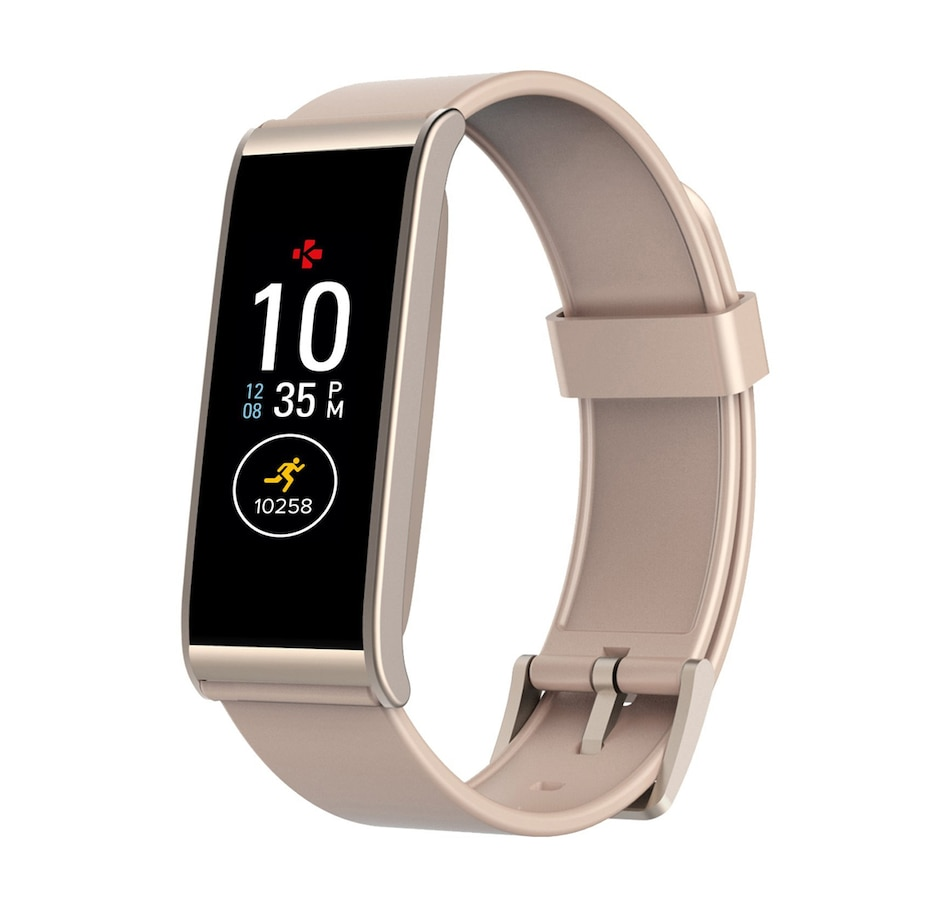 Image 250894_PND.jpg , Product 250-894 / Price $19.88 , MyKronoz ZeFit 4 Activity Tracker with Smart Notifications from Mykronoz on TSC.ca's Jewellery department