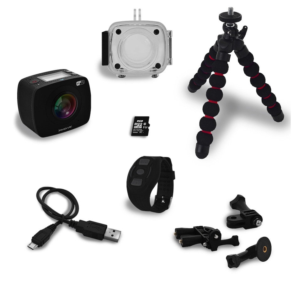 Image 250983.jpg , Product 250-983 / Price $39.88 , PANOVR 360 Dual Lens Camera  on TSC.ca's Electronics department