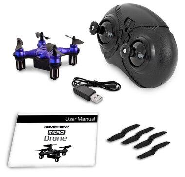 Hover-Way Micro Mini Stunt Drone