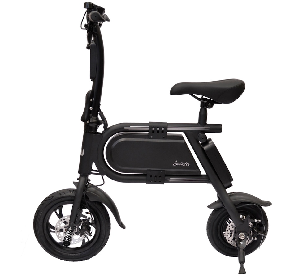 Image 251047_BLK.jpg , Product 251-047 / Price $529.99 , Hover-Way Sprinter Folding Electric Scooter  on TSC.ca's Home & Garden department