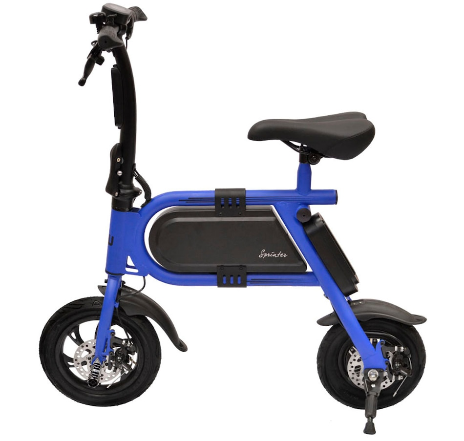 Image 251047_BLU.jpg , Product 251-047 / Price $249.99 , Hover-Way Sprinter Folding Electric Scooter  on TSC.ca's Home & Garden department