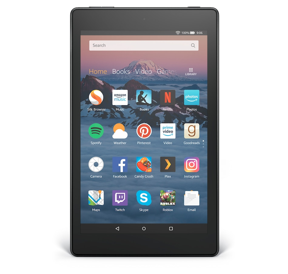 "Image 251053.jpg , Product 251-053 / Price $268.83 - $298.83 , New Amazon 8"" Fire HD Tablet with Family Essentials Pack and Custom Case Voucher from Amazon on TSC.ca's Electronics department"