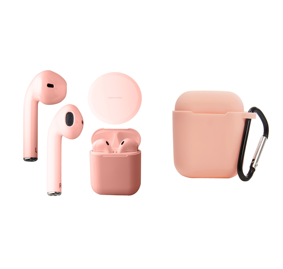 Image 251080_RGL.jpg , Product 251-080 / Price $189.99 , Airplus 4 Bluetooth Earbuds Charge Case with Wireless Dock, Sleeve and 2-Year Support from Airplus on TSC.ca's Electronics department