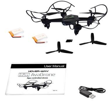 Hover Way Ava Drone -  Black