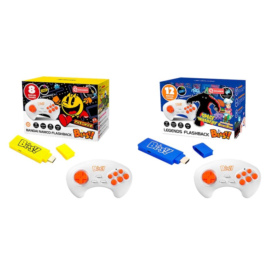Image 251116.jpg , Product 251-116 / Price $19.99 , Bandai Namco Flashback Blast 2-Pack  on TSC.ca's Electronics department