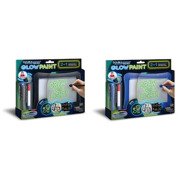 Mindscope Double-Sided Glow Paint (Set of 2)