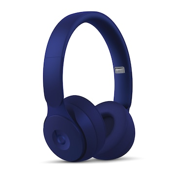 Beats by Dr. Dre Solo Pro Wireless Noise-Cancelling On-Ear Headphones with Entertainment Pack