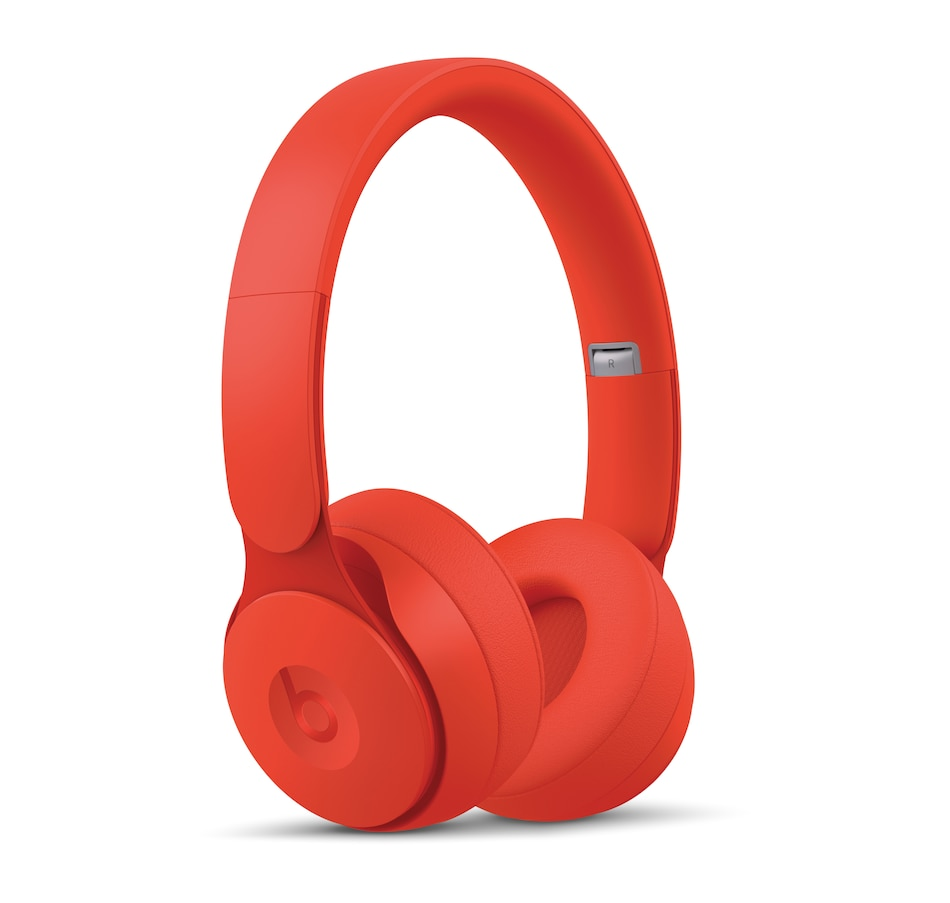 Image 251194_RED.jpg , Product 251-194 / Price $499.99 , Beats by Dr. Dre Solo Pro Wireless Noise-Cancelling On-Ear Headphones with Entertainment Pack from Beats by Dr. Dre on TSC.ca's Electronics department