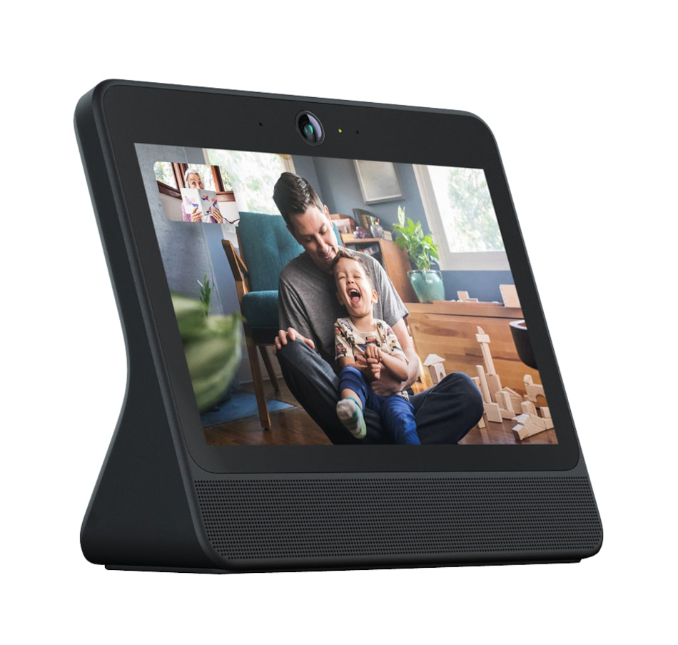 "Image 251224_BLK.jpg , Product 251-224 / Price $159.99 , Facebook Portal 10.1"" Smart Display from Facebook Portal on TSC.ca's Electronics department"