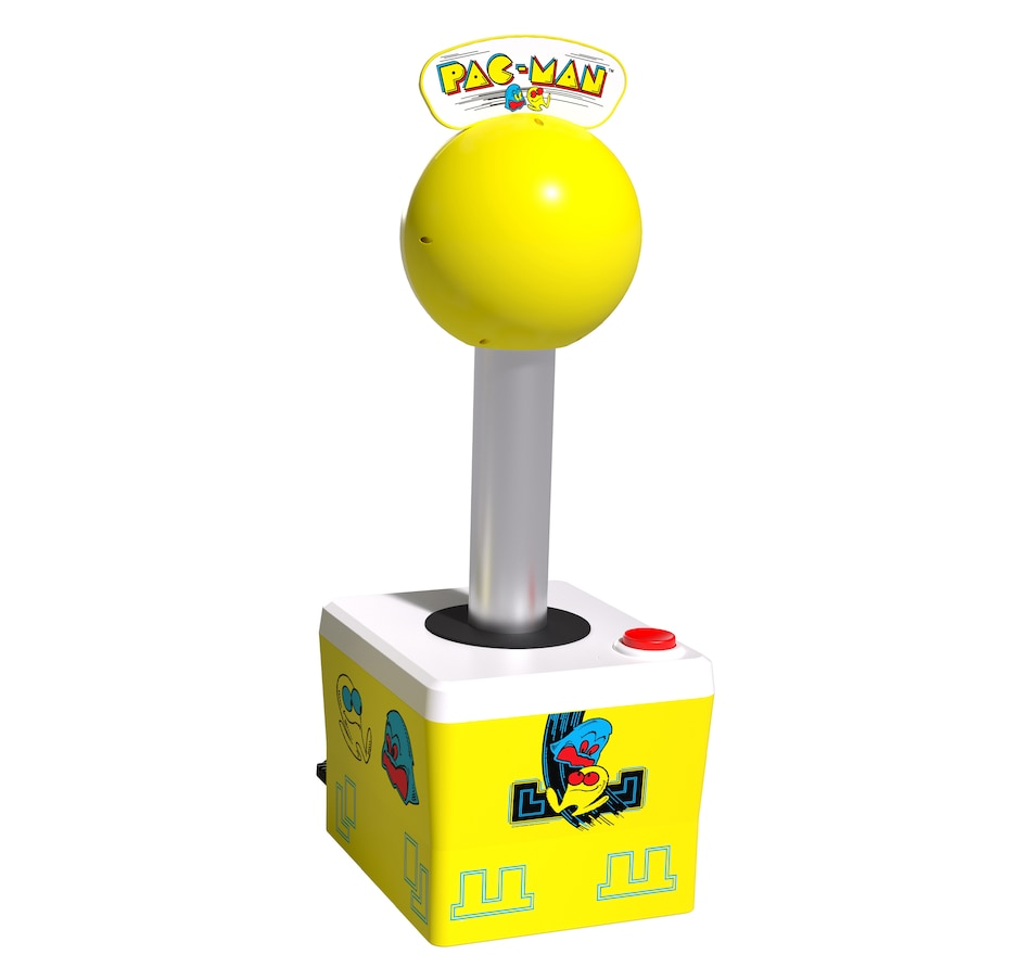 Image 251231.jpg , Product 251-231 / Price $99.99 , Arcade1Up 10-in-1 Wireless Giant Joystick from Arcade1Up on TSC.ca's Coins & Hobbies department