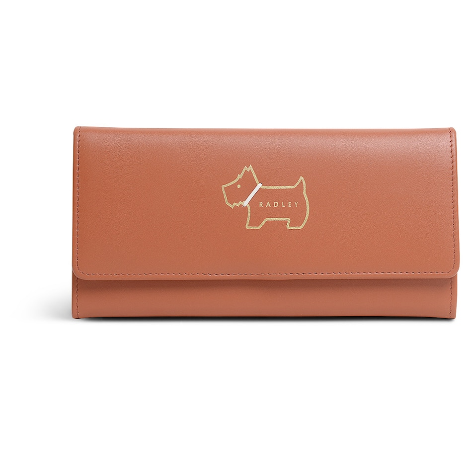 Image 251890_GIN.jpg , Product 251-890 / Price $149.99 , Radley London Heritage Dog Outline Large Flapover Matinee Wallet from Radley London on TSC.ca's Clothing & Shoes department