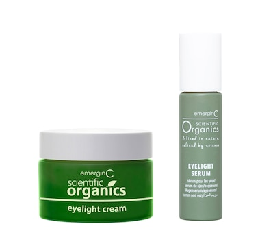 emerginC Scientific Organics Eyelight Cream & Eyelight Serum