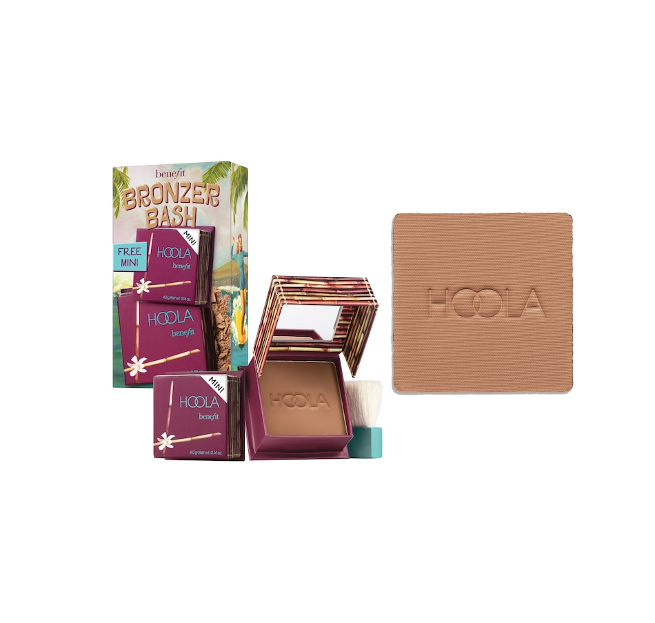 Image 287601.jpg , Product 287-601 / Price $40.00 , Benefit Bronzer Bash Set from Benefit Cosmetics on TSC.ca's Beauty department