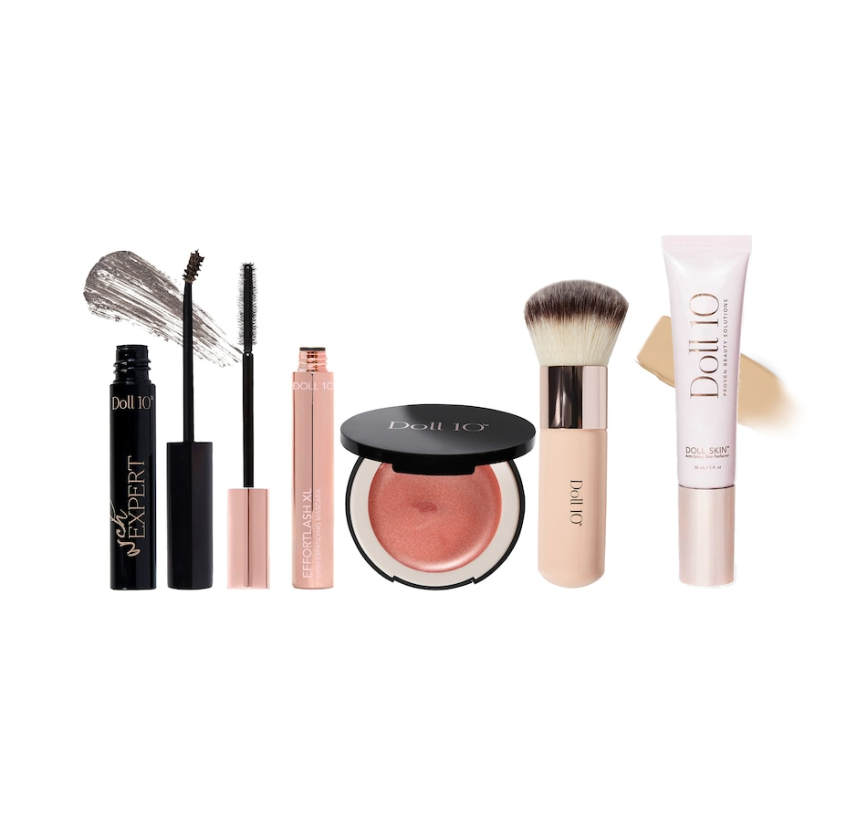 Image 349129_M.jpg , Product 349-129 / Price $130.00 , Doll Skin 5-Piece Bundle from Doll 10 on TSC.ca's Beauty & Health department