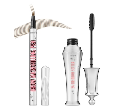 Benefit Brow Microfilling Pen & 24HR Brow Setter