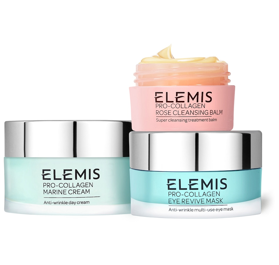 Image 349733.jpg , Product 349-733 / Price $148.00 , Elemis Pro-Collagen Marine Essentials Collection from Elemis on TSC.ca's Beauty department