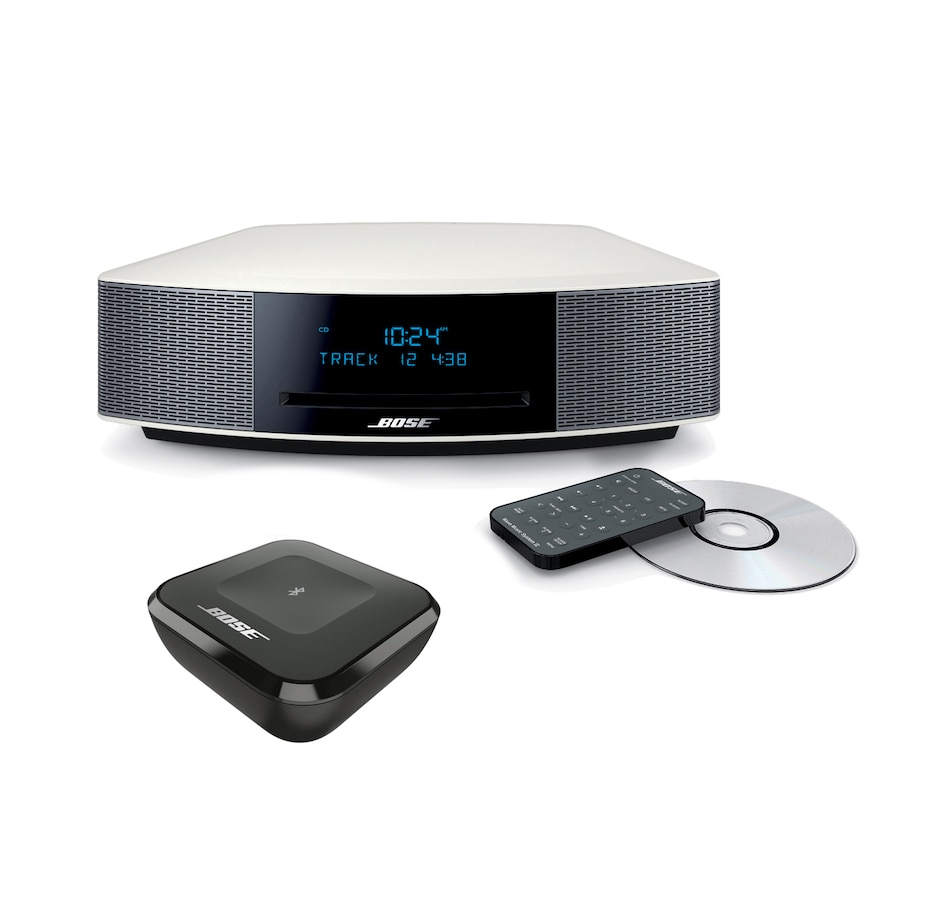 Bose Wave Music System IV with Bluetooth Adapter
