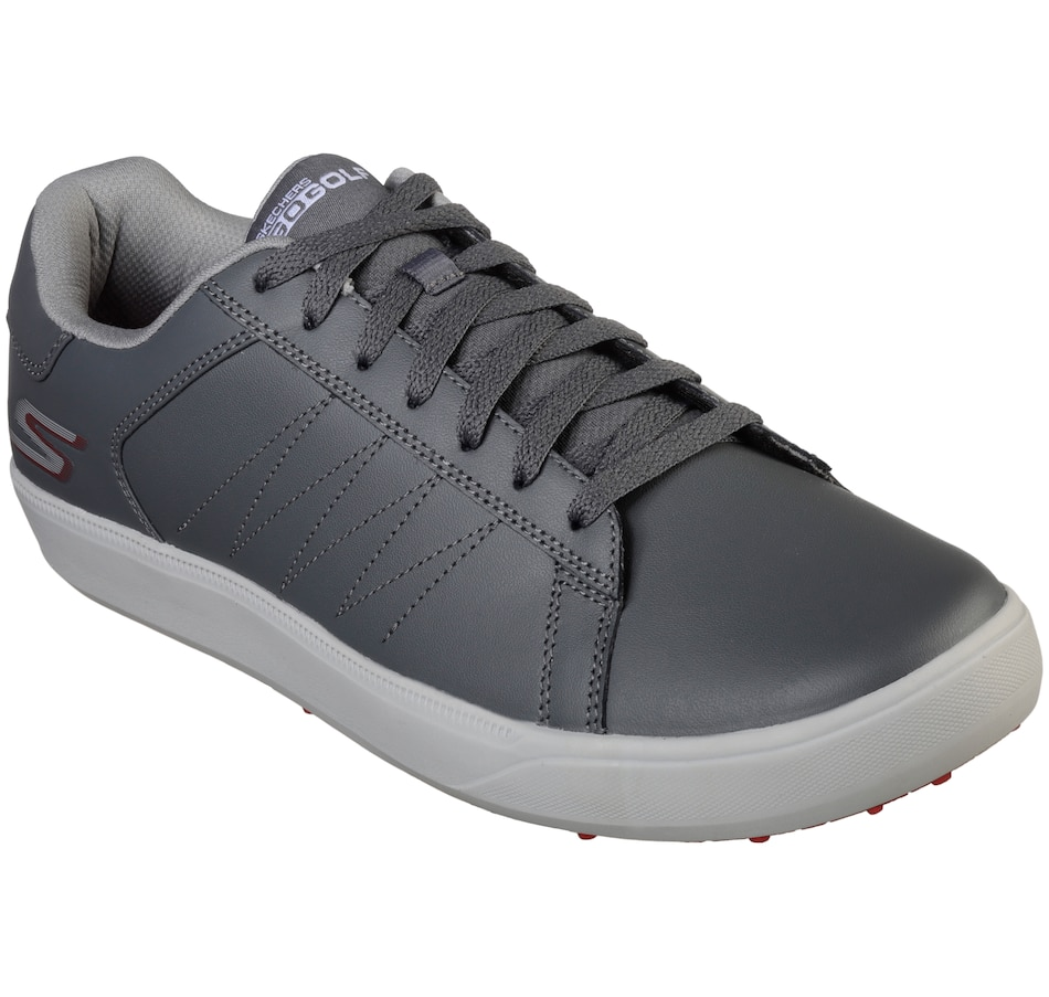 Image 371506_DGR.jpg , Product 371-506 / Price $140.00 , Skechers Golf Style Matters Men's Drive 4 Lace Up Shoe from Skechers on TSC.ca's Shoes & Handbags department