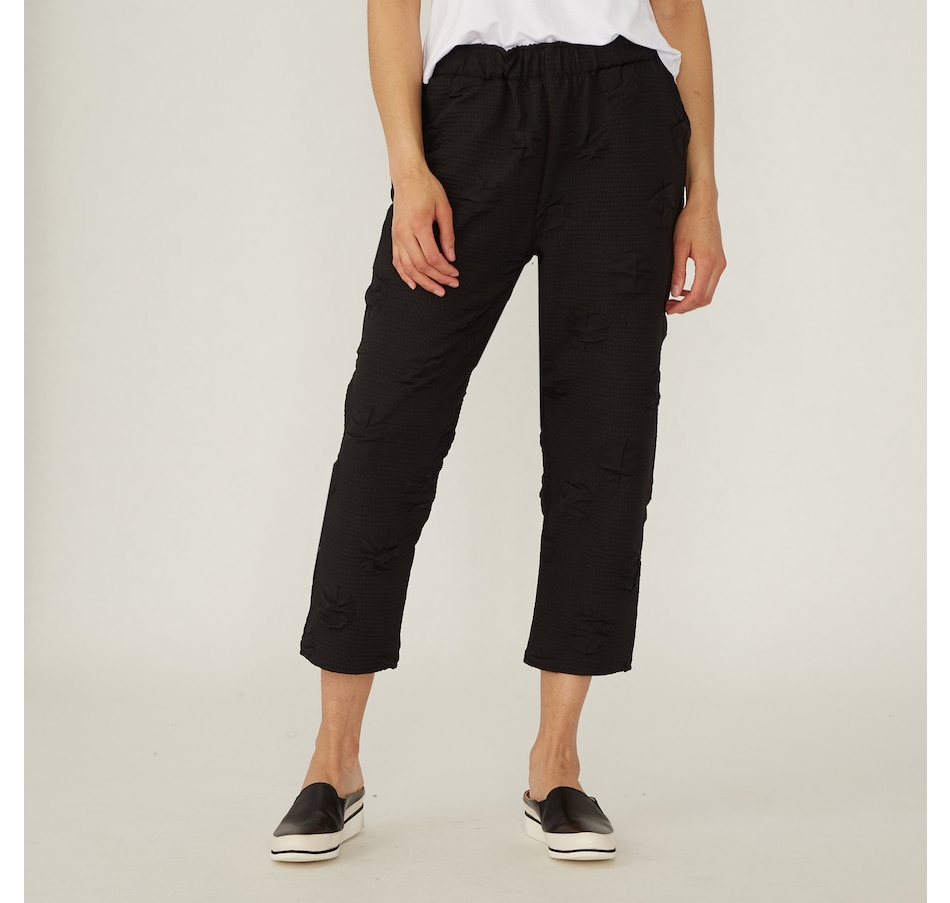 Image 371697_BLK.jpg , Product 371-697 / Price $129.99 , Shannon Passero The Crop Pant from Shannon Passero  on TSC.ca's Fashion department