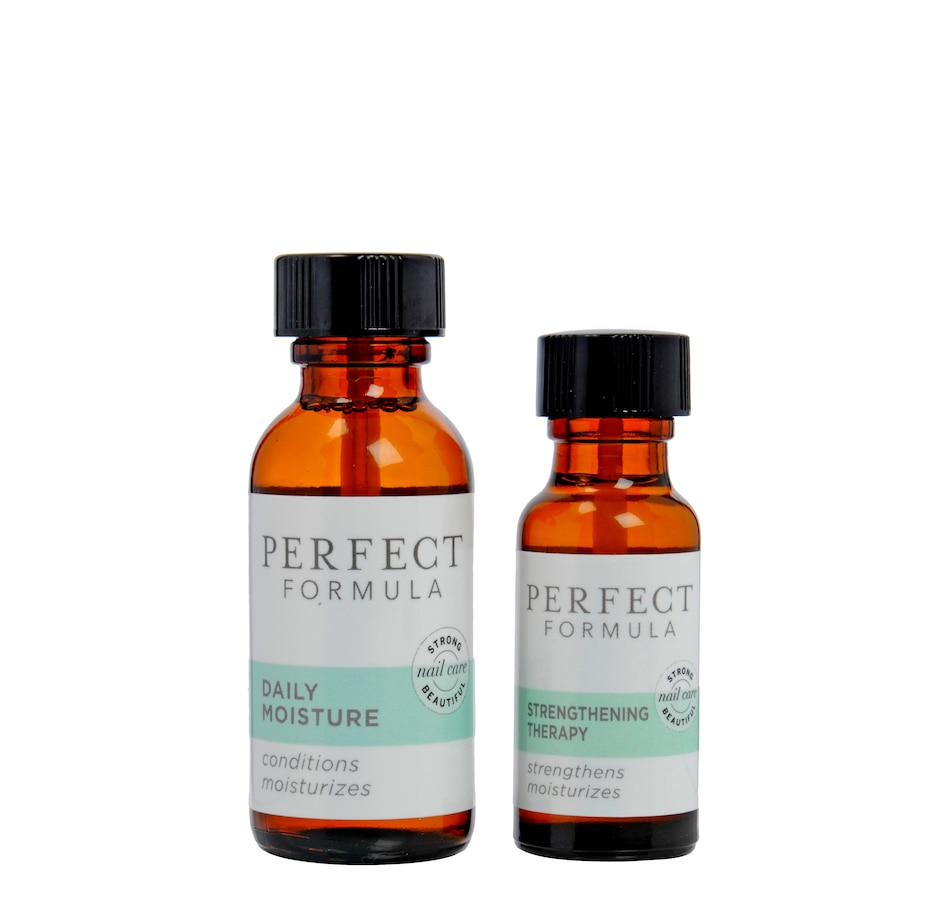Image 376744.jpg , Product 376-744 / Price $32.50 , Perfect Formula Moisturize & Strengthen Nail Kit from Perfect Formula on TSC.ca's Beauty department