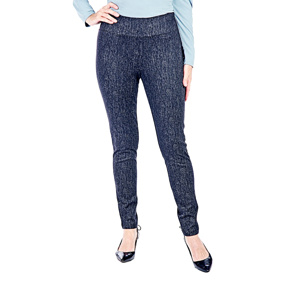 Image 401337_BLT.jpg , Product 401-337 / Price $35.33 , Mr. Max Printed Ponte Slim Leg Pant from Mr. Max on TSC.ca's Fashion department