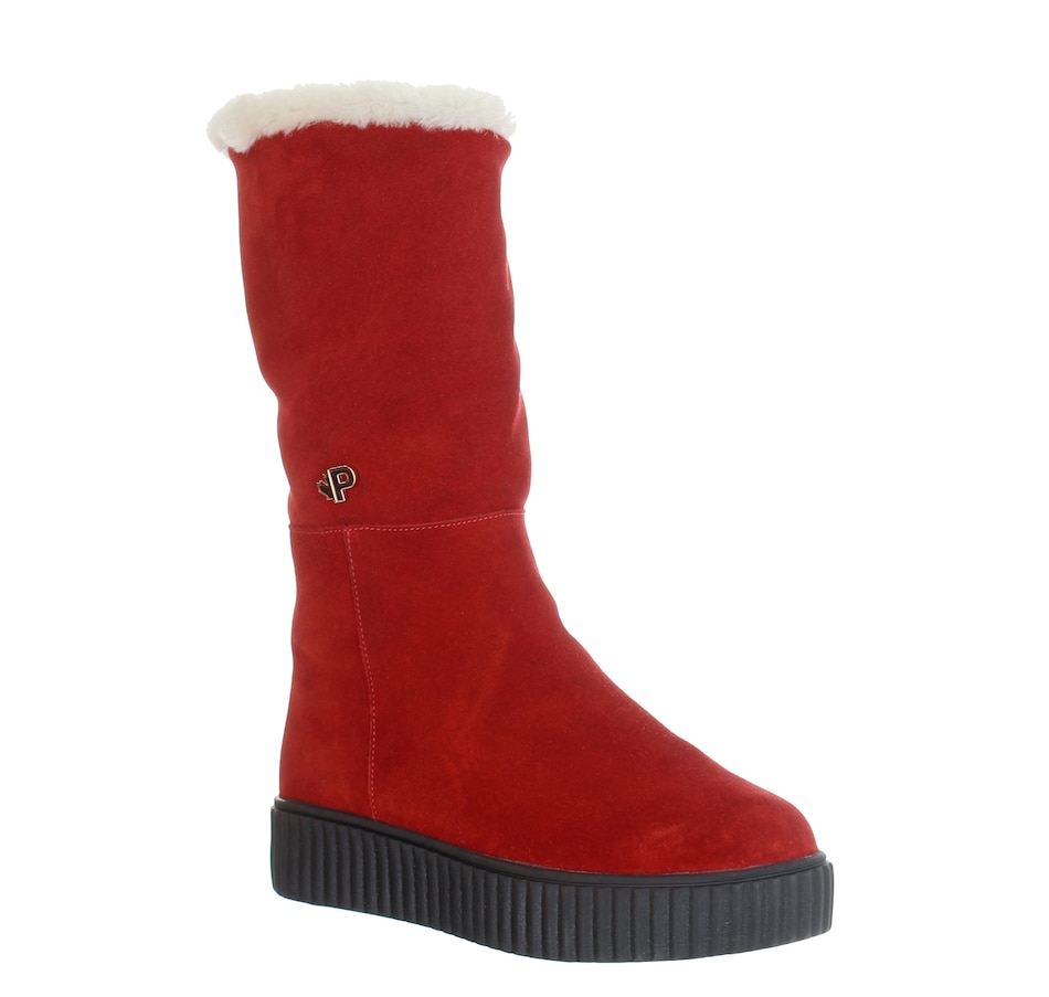Image 401339_RED.jpg , Product 401-339 / Price $189.33 , Pajar Footwear Ladies Claudia Tall Boot from Pajar - Women on TSC.ca's Shoes & Handbags department