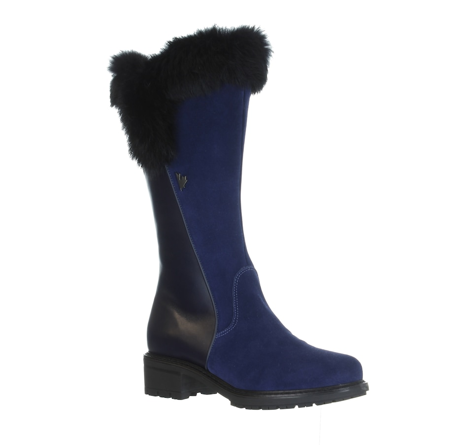 Image 401342_NVY.jpg , Product 401-342 / Price $229.33 , Pajar Ladies Katty Tall Boot from Pajar - Women on TSC.ca's Shoes & Handbags department
