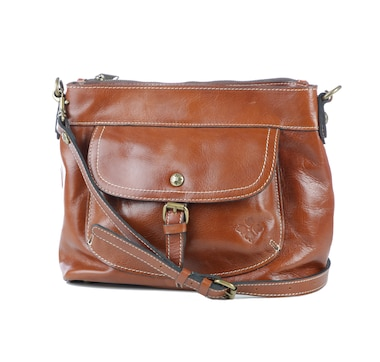 Patricia Nash Tuscania Leather Crossbody
