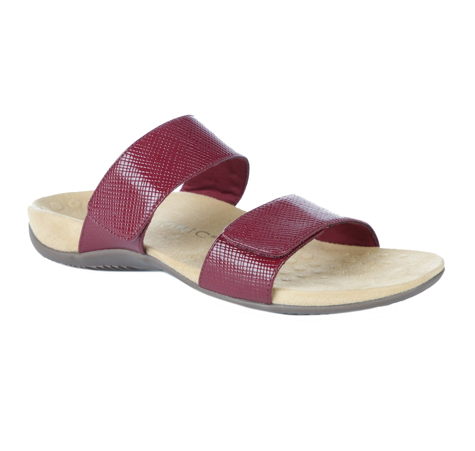 Image 402028_FIG.jpg , Product 402-028 / Price $109.95 , Vionic Footwear Ladies Rest Samoa Sandal from Vionic on TSC.ca's Shoes & Handbags department