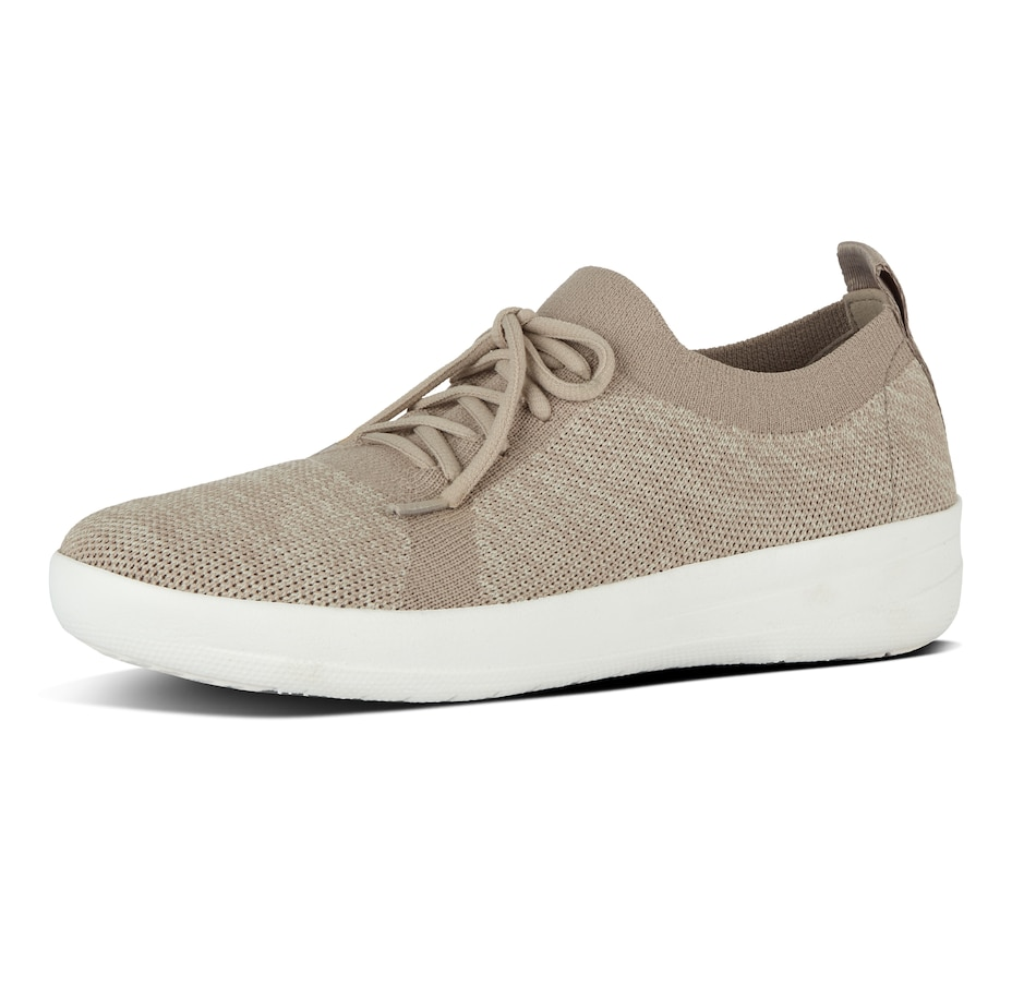 Image 402313_DTA.jpg , Product 402-313 / Price $89.88 , FitFlop Ladies F-Sporty Uberknit Sneaker from fitflop on TSC.ca's Shoes & Handbags department