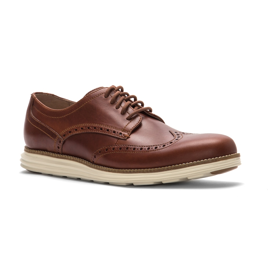 Image 402613_TN.jpg , Product 402-613 / Price $129.88 , Cole Haan Men's Original Grand Shortwing Oxford Shoe from Cole Haan on TSC.ca's Shoes & Handbags department