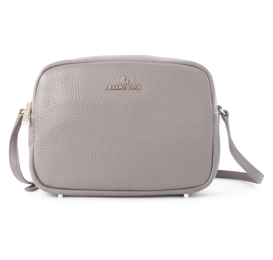 Image 402874_TPE.jpg , Product 402-874 / Price $248.00 , Celine Dion Leather Small Shoulder Bag from Céline Dion Collection on TSC.ca's Shoes & Handbags department