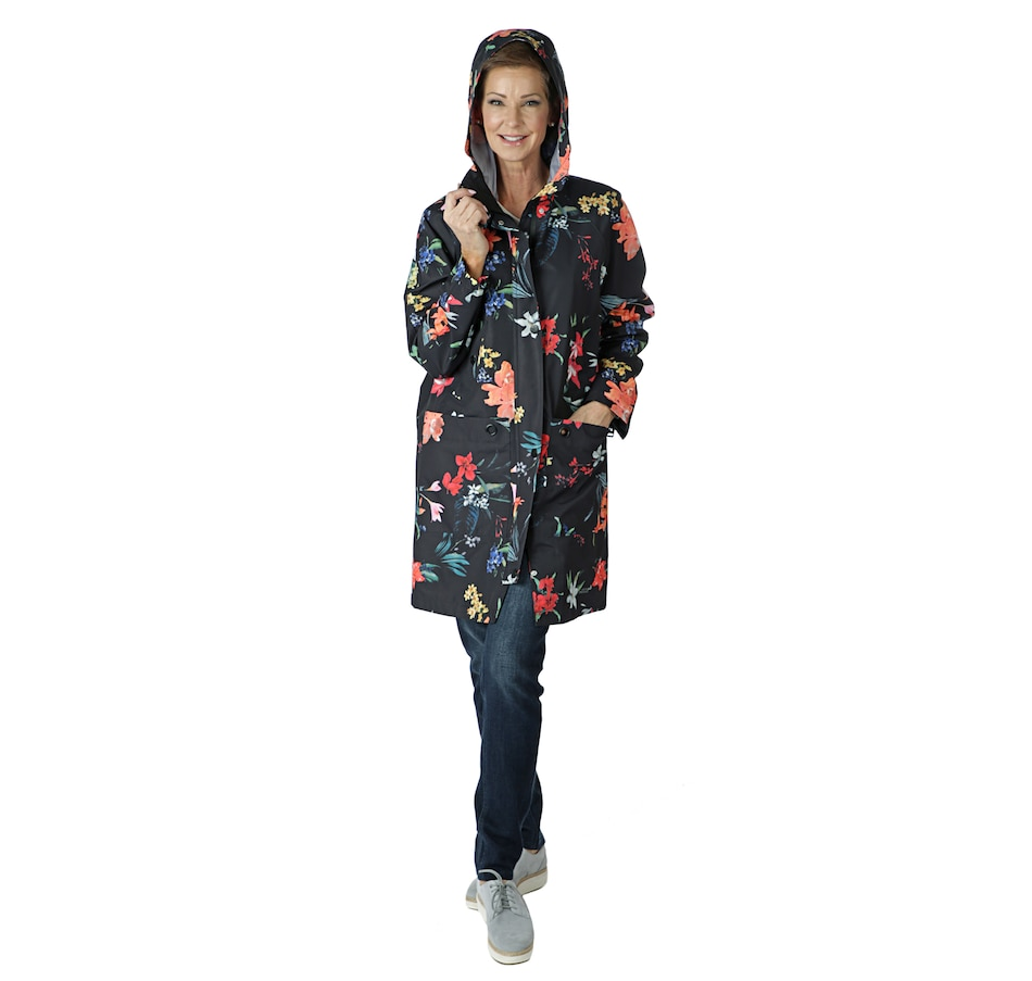 Image 403150_FLO.jpg , Product 403-150 / Price $29.33 , Arctic Expedition 36-Inch Waterproof Hooded Jacket from Arctic Expedition Women's on TSC.ca's Fashion department