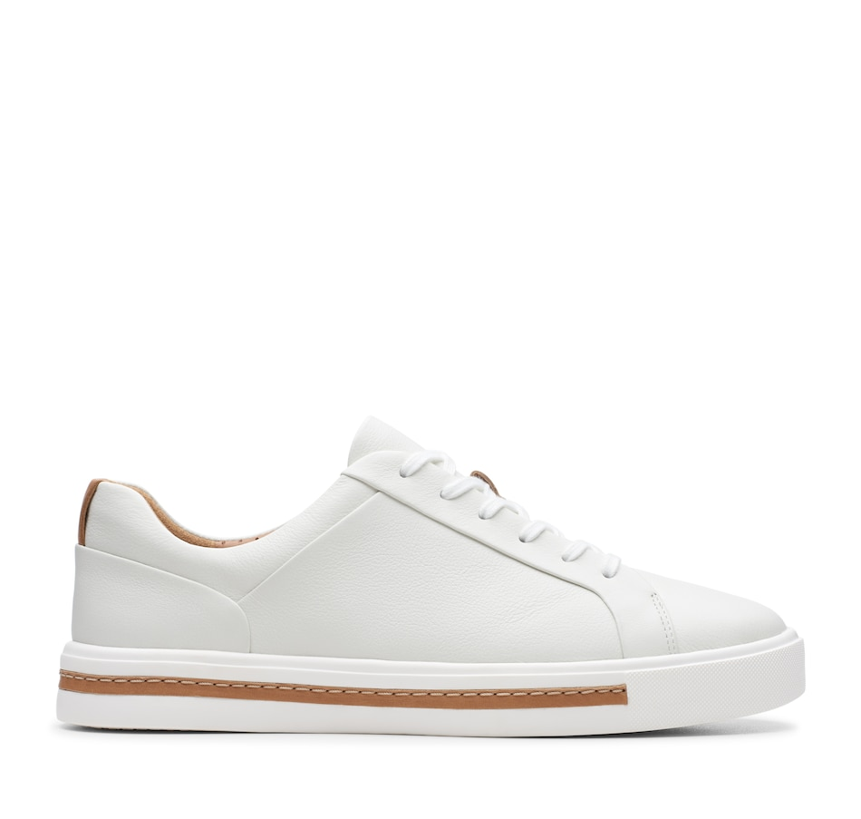 Image 403503_WHT.jpg , Product 403-503 / Price $48.33 , Clarks Ladies Maui Lace Sneaker from Clarks Footwear - Women on TSC.ca's Shoes & Handbags department